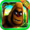 Bigfoot Swing - Crazy Sasquatch Adventure Physics Game Free