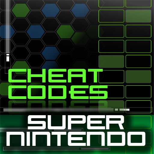 Super Nintendo Cheat Codes