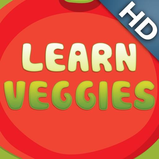 Learn Veggies PRO - Set of Edu Games For Kids