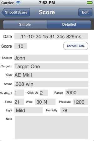 Shoot&Score Screenshot