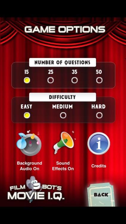 Film Bot's Movie I.Q. - 2012 Awards Edition screenshot-4