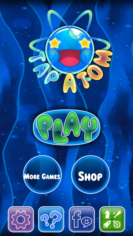 Tap Atom - Puzzle Challenge for Kids and Adults