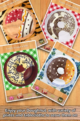 Doughnuts : Mmm...Donuts! Free screenshot-3
