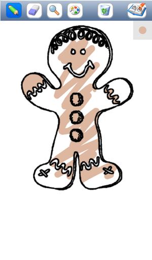 Weihnachten Farbstoffe für Kinder mit Buntstiften - 24 Zeichnungen ...
