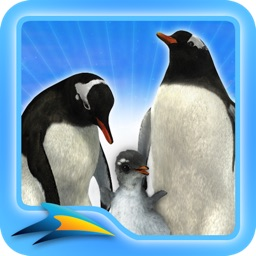 SeaWorld's Antarctica for iPad