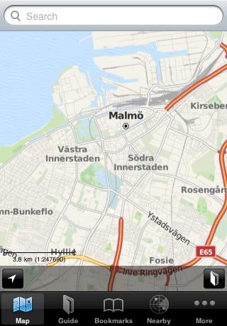 Malmo Offline Map & Guide