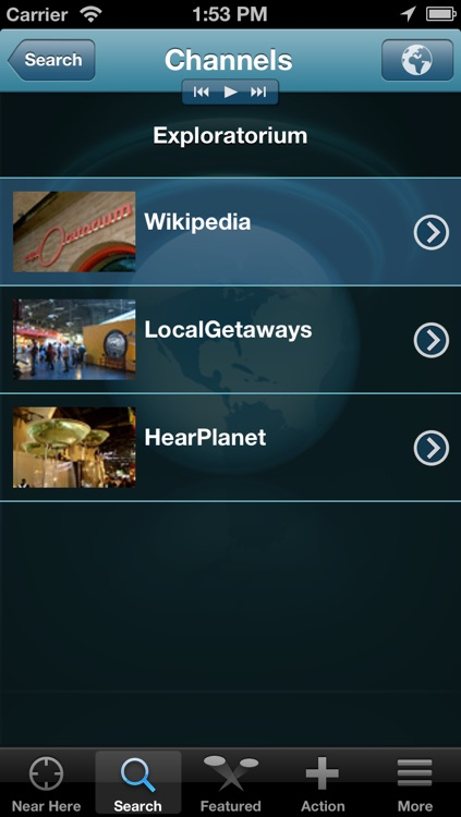 HearPlanet: Audio Guide to the World screenshot-3