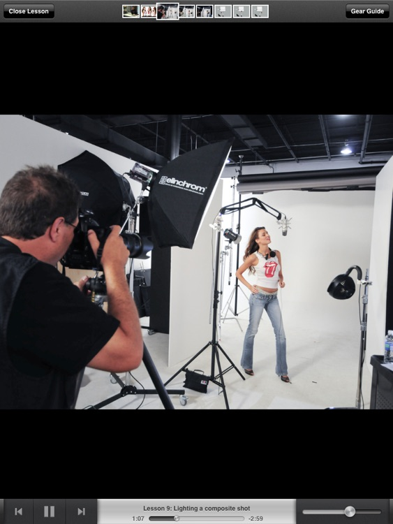Scott Kelby's Lighting Recipes