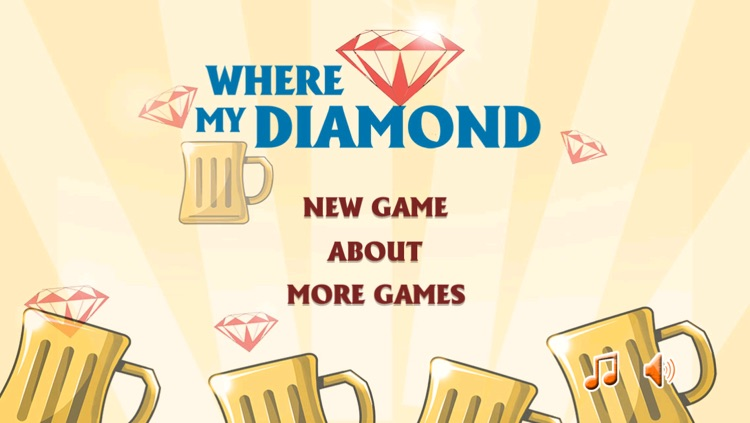 Where's my diamonds