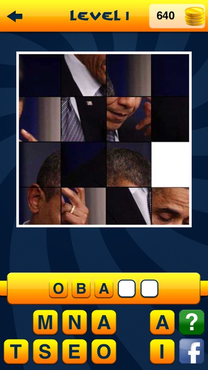 Guess the Celebrity Quiz Word Game screenshot-4