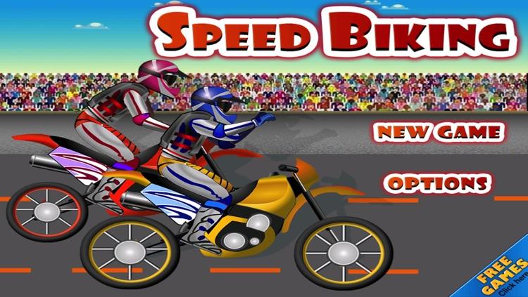 Speed Biking - Crazy Skills Needed