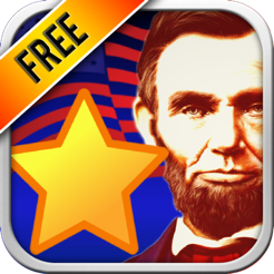 Abraham Lincoln Trivia Quiz Free - A United States President Educational Game