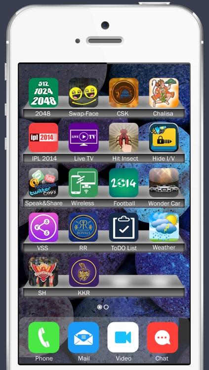 Theme Maker - Backgrounds For Home Screen screenshot-4