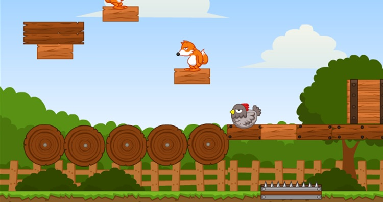 Save The Chickens screenshot-3