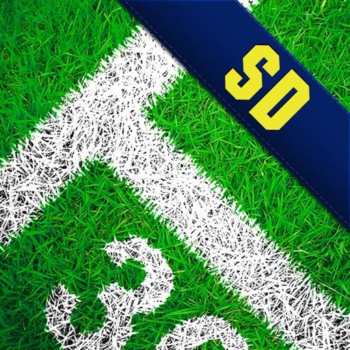 San Diego Pro Football Scores