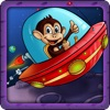 Gravity Star Monkey :  Moon Surfers - Little Space Pet Adventure (Free Game) - iPhoneアプリ