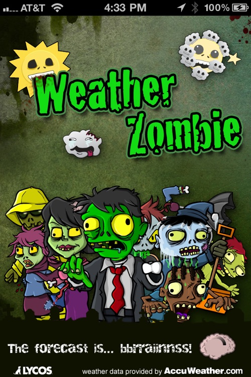 Weather Zombie screenshot-0