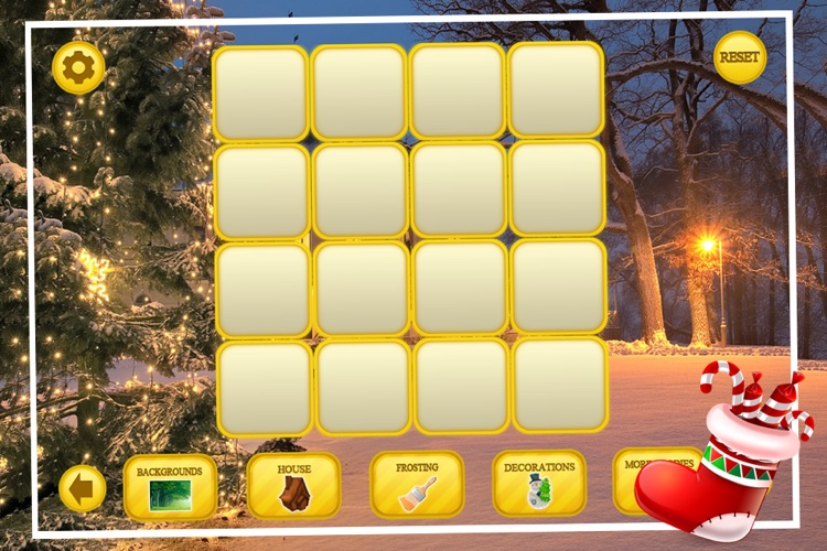 Gingerbread House Maker! screenshot-3