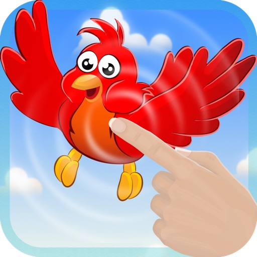 Super Tippy Tappy - Flying Bird Game