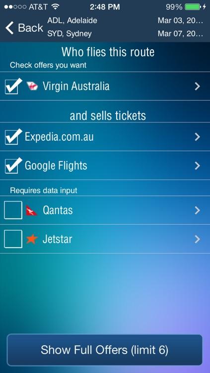 Adelaide Airport-Flight Tracker screenshot-3