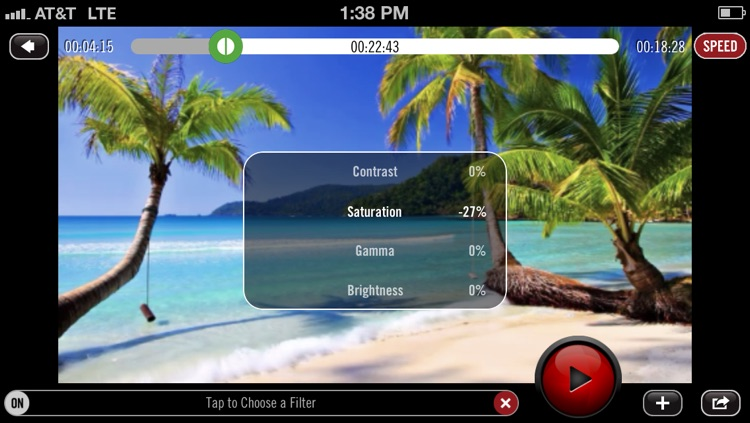 Video Filters - The Pro Camera Photo Effects and Pro Zoom Slow Motion Stabilize Stereo Audio Videos App screenshot-0