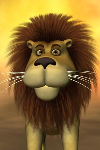 Talking Luis Lion screenshot three
