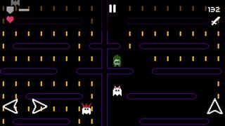 Screenshot from Spooky Maze