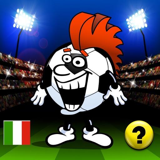 Calcio Quiz - Italiano Giocatore edizione