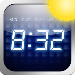 a Weather Alarm Clock