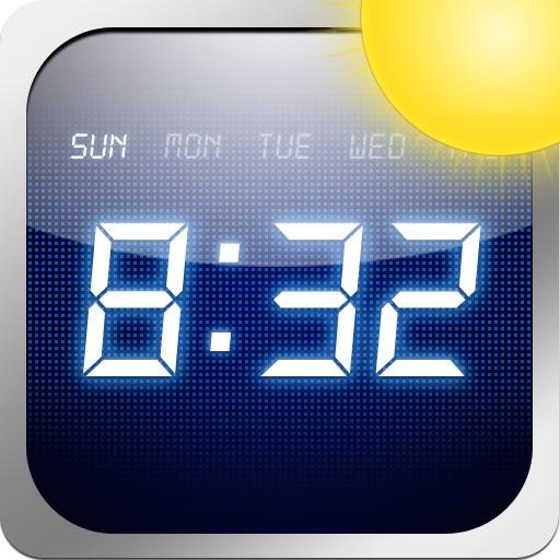 a Weather Alarm Clock
