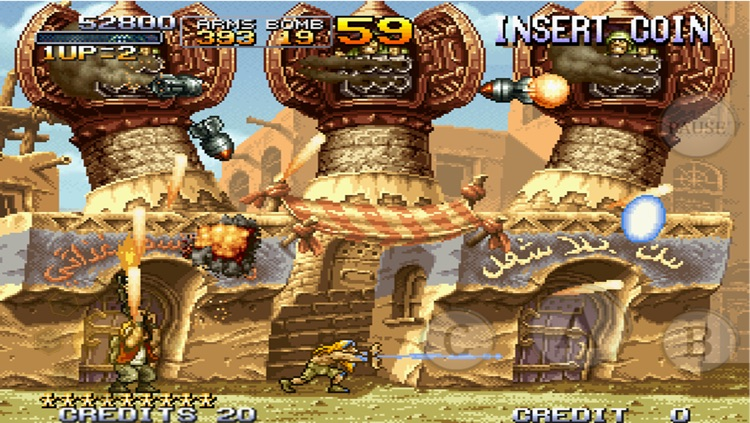 METAL SLUG 2 screenshot-0