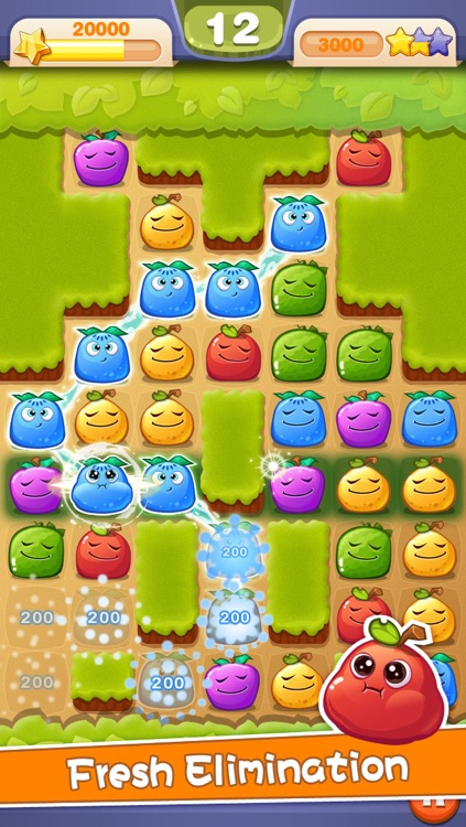 Fruit Mania screenshot-0