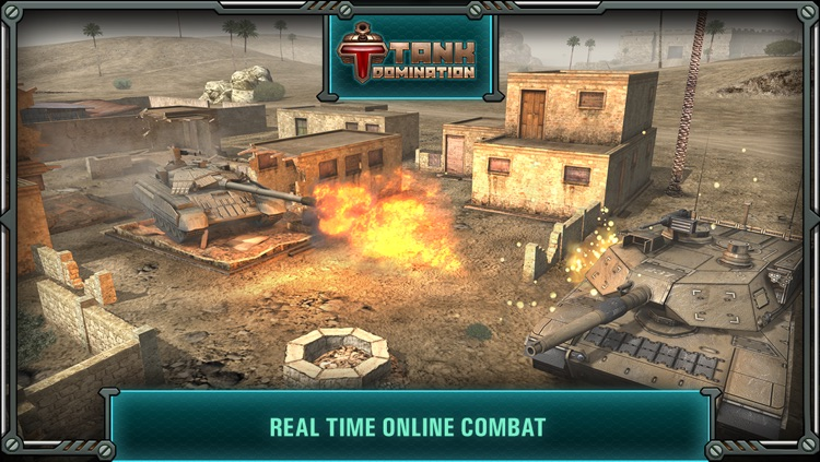 Tank Domination screenshot-0