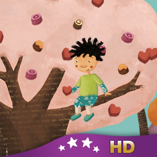 The Magic Chocolate Tree HD - Children's Story Book