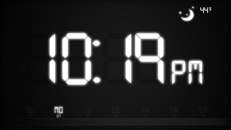 ChronoGrafik-Alarm Clock + Shake to Snooze