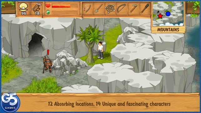 The Island: Castaway® (Full) Screenshot