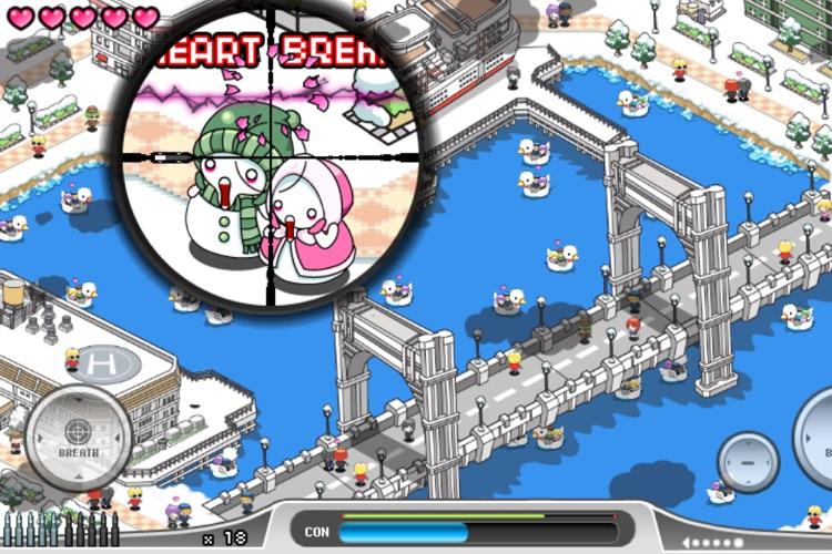 Heart Breaker : Sniper screenshot-3