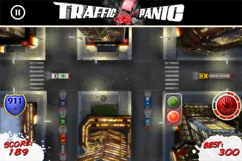 Traffic Panic screenshot-1