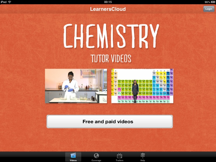 GCSE Chemistry: Revision Videos screenshot-0