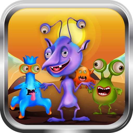 Alien Puppy Martian Pet - Kids Game