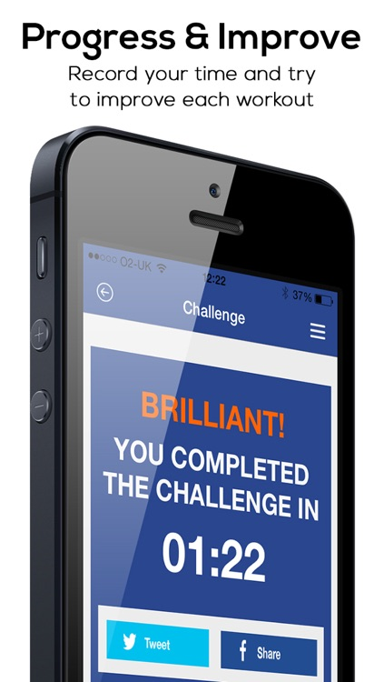 200 Dumbbell Challenge: The GB Workout Challenge Series screenshot-4