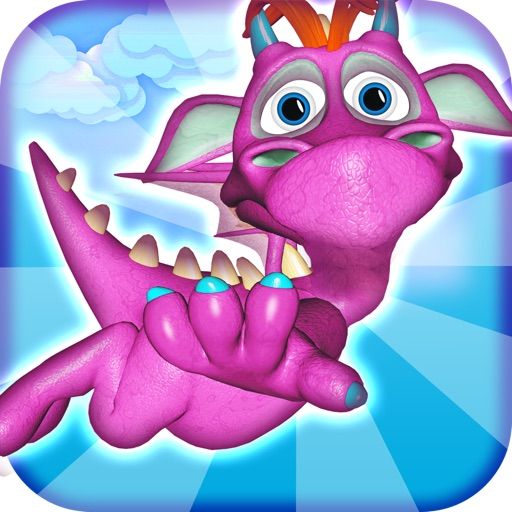 A Fairy Dragon Gold Adventure Run - A Fairytale Story