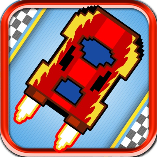 8-Bit Candy Chase - Real Nitro Track Race - Free Racing Game