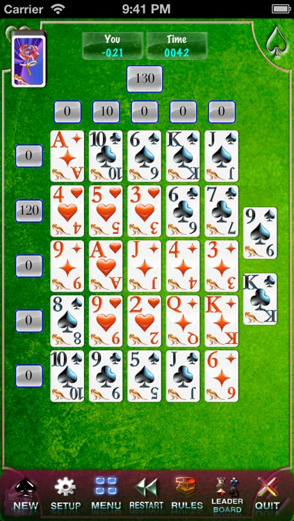 Solitaire Multipack by Nerdicus Rex screenshot-4