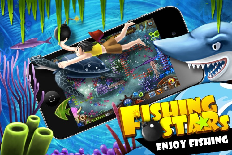 Fishing Stars screenshot-0