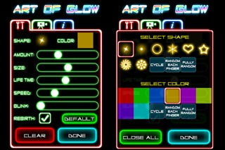 Art Of Glow - Pro Screenshot 4