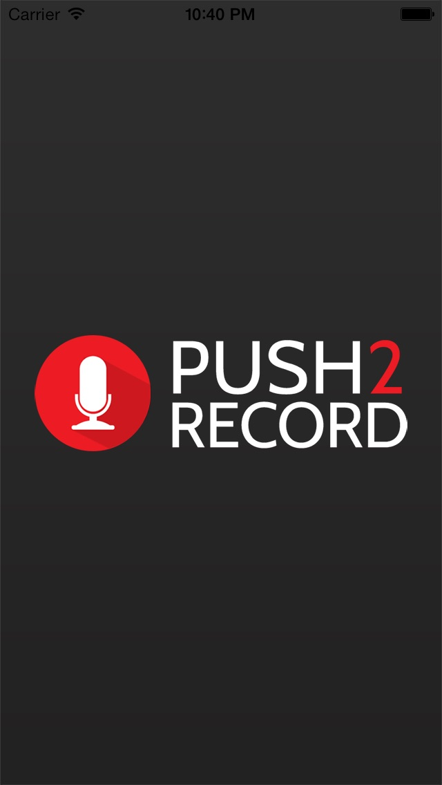 Push2Record Call Recorder