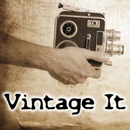 Vintage it - Vintage Camera filters plus old fashioned 8mm photo effects editor