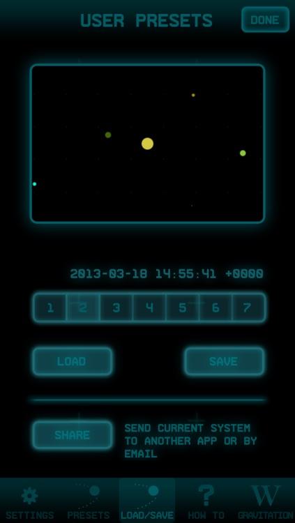 Gravity App screenshot-3