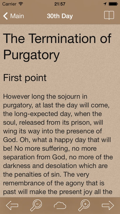 Purgatory: Catholic Meditations for Every Day in a Month screenshot-4
